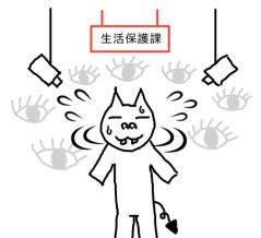 生活保護と監視社会【人権侵害】