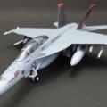 1/144 F/A-18 製作 2(最終回)