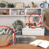 『MOCO'Sキッチンに登場するオサレ包丁まとめ』の画像