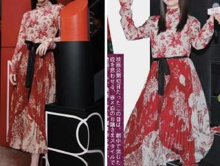【画像】橋本環奈とモデルが同じ衣装を着た結果がこちら