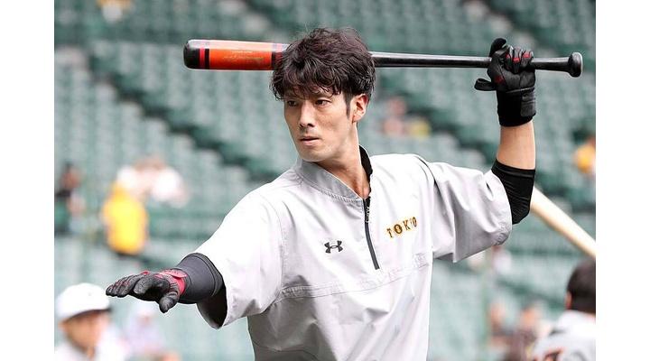 巨人・若林晃弘  41試合  .303  4本塁打  13打点  21四球  出塁率.400  OPS.847