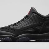『販売店舗情報更新 9/26 発売予定 Air Jordan 11 Retro Low 'Black Cat'』の画像