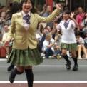 第36回浅草サンバカーニバル2017 その46(自由の森学園サンバ音楽隊)