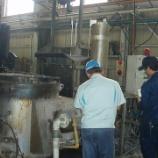 『溶解炉セッティング』の画像