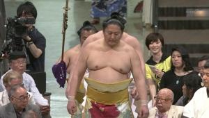 【どすこいなう!】AKB48田名部生来、大相撲中継に映りこむwwwww