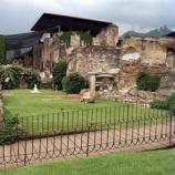 『行った気になる世界遺産 アンティグア・グアテマラ サント・ドミンゴ修道院跡』の画像