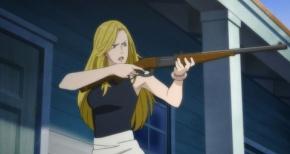【BANANA FISH】第7話 感想 美人なお姉さんはかっこいいパワフルママ!