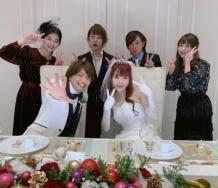 『和田俊輔・新良エツ子 結婚のご報告』の画像