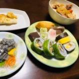『高知に寄ったついでにお買い物、キビナゴの刺身と田舎寿司、サバの高菜巻き寿司 #ネトウヨ安寧』の画像