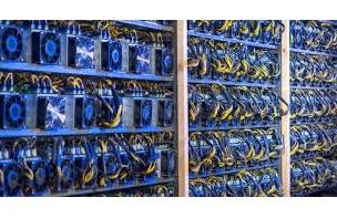 ビットコインの消費電力量、既に2020年全体を上回る