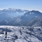 『雪の西穂高(丸山だけど)☆その2 ラスト 北アルプスの絶景 ♩』の画像