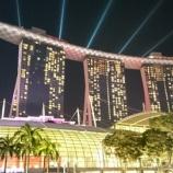 『【シンガポール観光】マリーナベイサンズ ---カジノ前の勝負飯?マリーナベイサンズのフードコートは庶民の味方。---』の画像