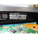 『TOSHIBA製外付けハードディスクデータ救出作業』の画像