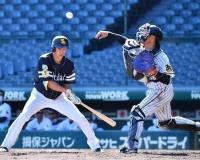 【阪神】坂本3度二盗阻止「それが投手の助けにもなる」