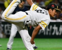 元阪神、ソフトバンク松田遼馬さんの成績