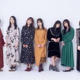 『きいちゃん可愛い!琴子綺麗! 2期生9人のワンショットが到着です!!【乃木坂46】』の画像