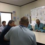 『9/15 亀山営業所 安全衛生会議』の画像
