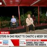 【動画】CNN「テレビ討論でバイデン候補が勝ったと思う人は挙手を…、一人だけか」