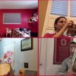 『【海外】ファイトソング! 2020年オハイオ州立大学『ソーシャリー・ディスタンス・バックアイ・バトルクライ』動画です!』の画像