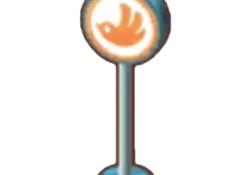 【ポケ森】「OKモータースの看板」を使ったレイアウトが素敵!【画像あり】