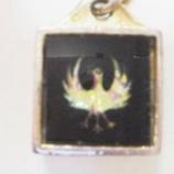 『ウチワの鳥はヤタガラス。』の画像