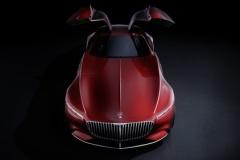 ガルウイング、750psの超豪華クーペ! 「マイバッハ6」