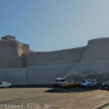 『ウズベキスタン旅行記5 自治共和国カラカルパクスタン共和国へ、手付かずで若干危険な遺跡「トプラク・カラ遺跡」を観光』の画像