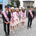 2011湘南江の島海の女王・海の王子in第38回藤沢市民まつり その2