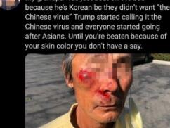 黒人デモ隊、韓国人だからという理由で韓国人をボッコボコにしてしまうwwwwww どんだけ嫌われてんのこいつらwwwwww