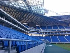 【画像】ガンバの新スタジアムがプレミアみたいでカッコイイ!