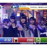 ℃-ute 萩原舞さん 朝っぱらから地方ローカルでテンション下がりまくりのやる気ないのダンスを披露? アイドルファンマスター