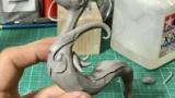 ポケモンのフィギュアを粘土で作ってる(※画像あり)