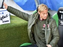 米シアトルで「本田圭佑」待望論!「本田は日本サッカー界のイチロー」