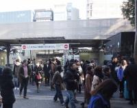 『原宿駅変貌』の画像