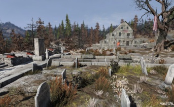 フィルーピー戦場墓地(Philippi Battlefield Cemetery)