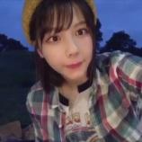 『夜の渡邉美穂が可愛い...』の画像