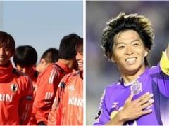 乾貴士と佐藤寿人はそっくり!?「こんな凄い人と似ててほんまに嬉しい(^^) 」