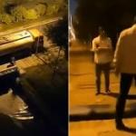 【動画】中国、深夜にタンク車が何かの汚水をこっそり川へ違法排水している! [海外]