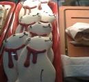 【画像】スタバのクリスマス用クッキーが気持ち悪いと話題に