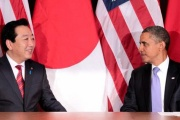 オバマ大統領が「彼(野田首相)とは一緒に仕事ができる」と発言…日米首脳会談後に
