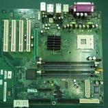 『DELL マザーボードのコンデンサ交換』の画像