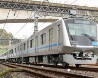 『小田急電鉄 最新通勤車 5000形 お目見え』の画像