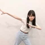 『【乃木坂46】かっきーが『カッキーン!』やってるwww 賀喜遥香『らじらー!』に登場!!!本日の美貌がこちら・・・』の画像