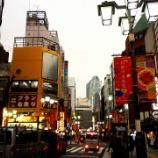 『せわしない師走の街をレゲエのアルバムを探して渋谷→新宿と歩いて来る』の画像