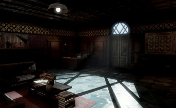 Bigby's apartment