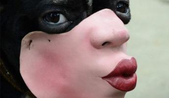 【愉快】Amazonで買える人面犬マスクが面白いし腹立つ
