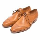 『誂靴 | JOE WORKS  JOE-0 2eyelet wingtip & Tassel』の画像