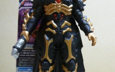 『ウルトラ怪獣X 07 幻影宇宙大王モルド・スペクター レビューらしきもの』の画像