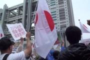 フジテレビデモは8000人 台湾・中央通信社 東京発ニュース