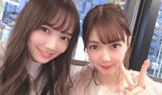 【たむまゆ】田村真佑ちゃん、欅坂のブログに降臨!
